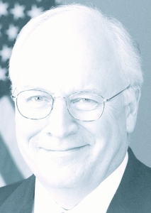 Ghost of Dick Cheney