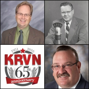 Clockwise: Craig Larson, general manager; Max Brown, founder; Tim Marshall, station manager.