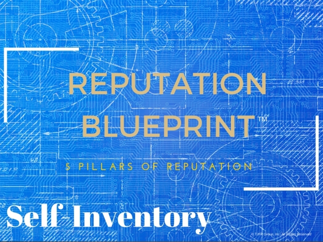 Reputation Blueprint - Self Inventory