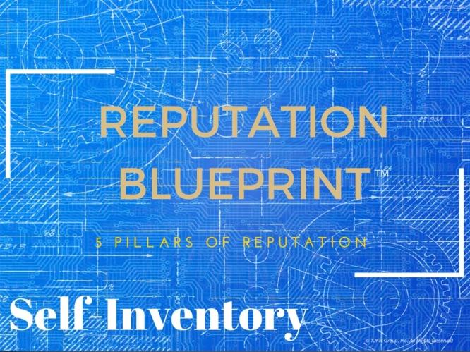 Reputation Blueprint - Self Inventory